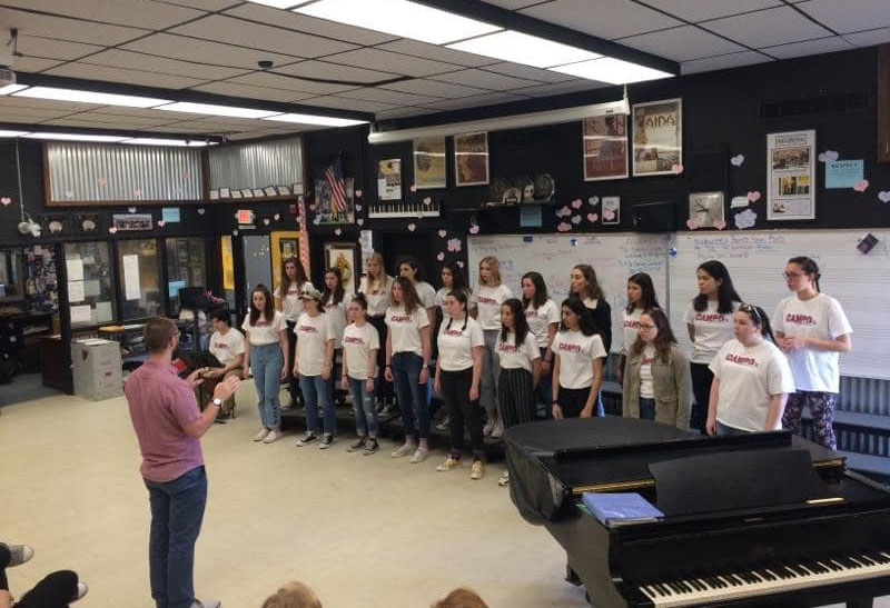 Choir Tours SoCal Colleges