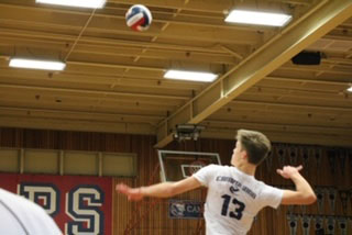 Acalanes Match Sparks Volleyball Losing Streak