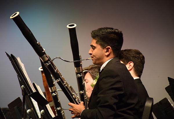 Concert Sends off Senior Musicians