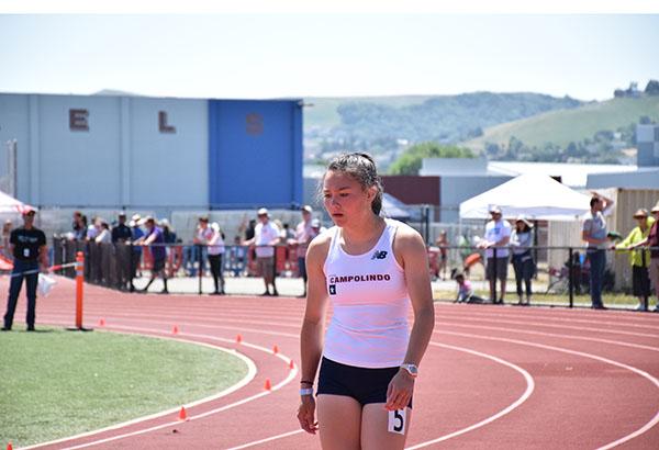 Doane Wins 400 Meter Title at Tri-Valley Meet