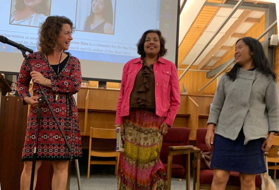 Author+Fest+Celebrates+Female+Voices