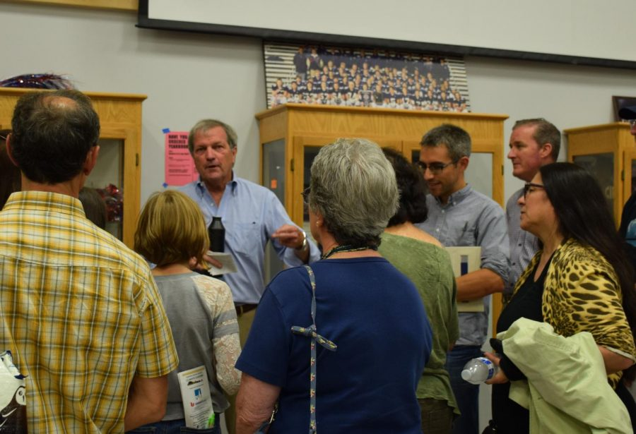 Town Hall Draws Crowd over Climate Concerns