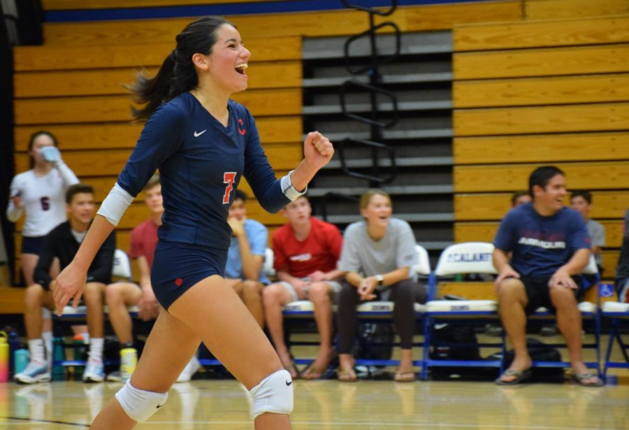 Volleyball Star Commits to UC Davis