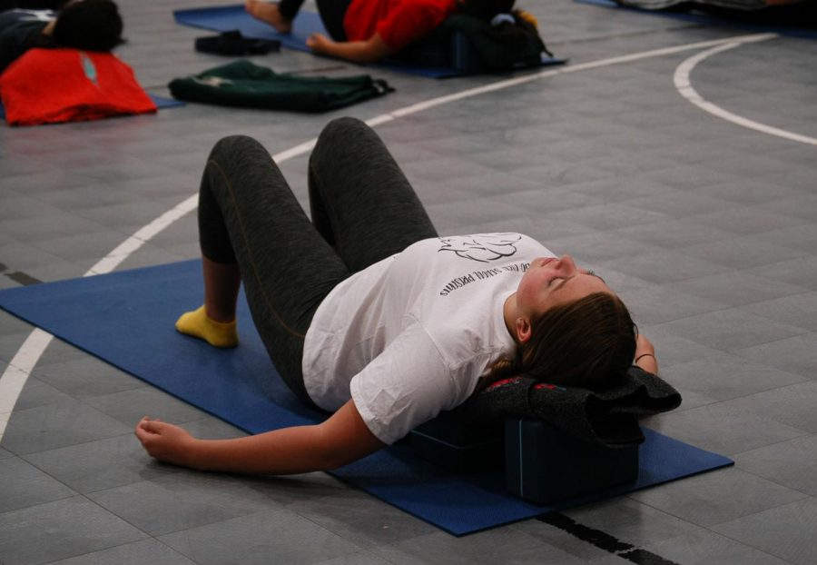 Yoga Elective Supports Student Wellness