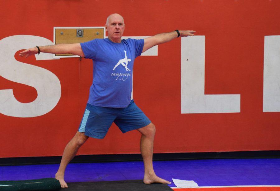 Walsh Joins YogaWorks Staff