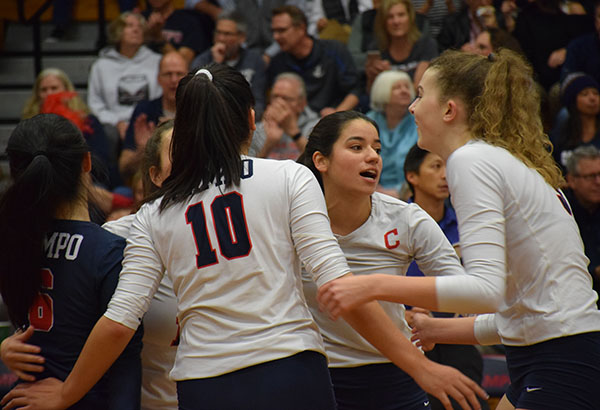 Pak Leads Volleyball to NorCal Title