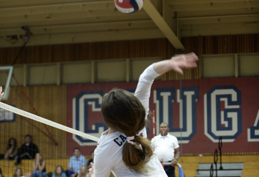 Volleyball Battles Food Poisoning in NCS Opener