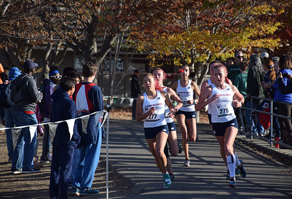 Girls' XC Wins 7th Consecutive NCS Title