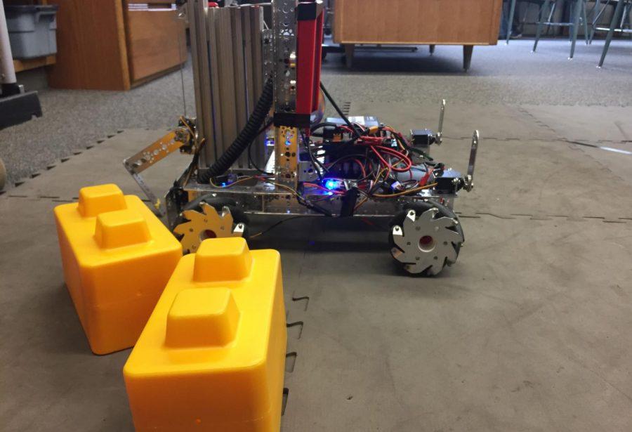 Robot+Earns+Top+Design+Honor