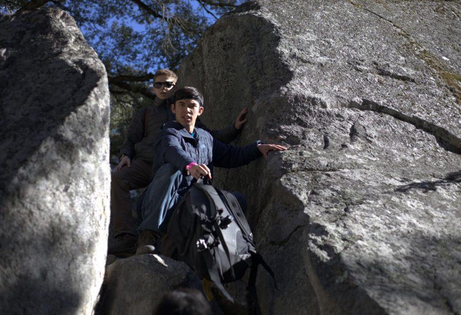 Cell Phone Break Elevates Yosemite Experience
