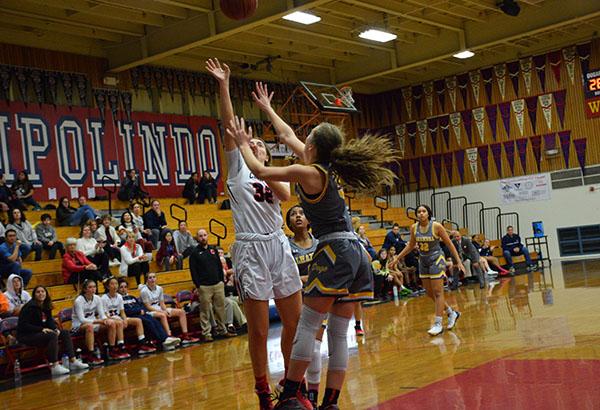 Girls' Basketball Beats Alhambra at Buzzer