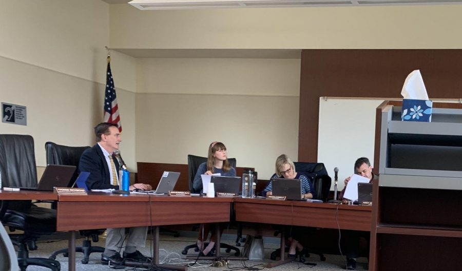 Governing Board Votes for School Closures