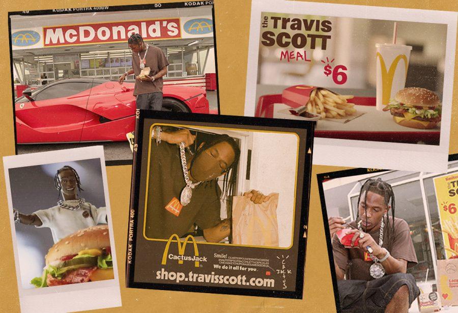 Travis Scott Meal