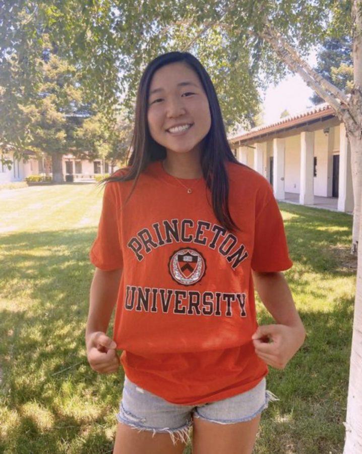Softball Star Commits to Princeton