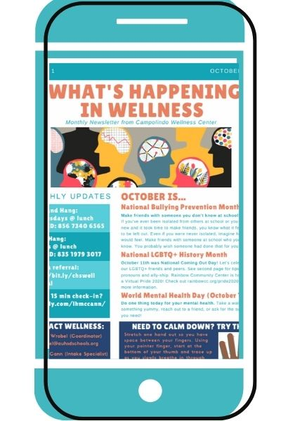 Wellness Center Newsletter
