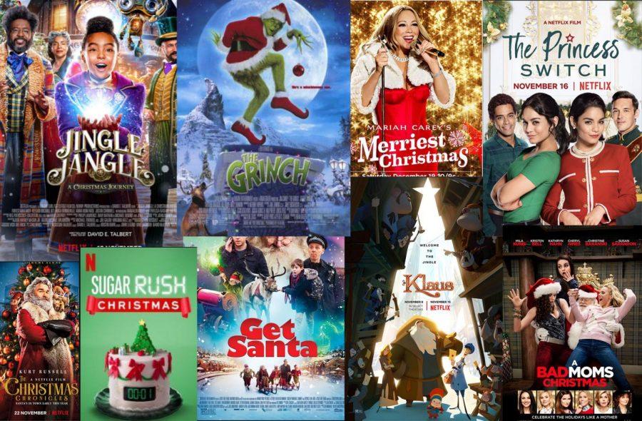 La Puma's Top Netflix Holiday Movies