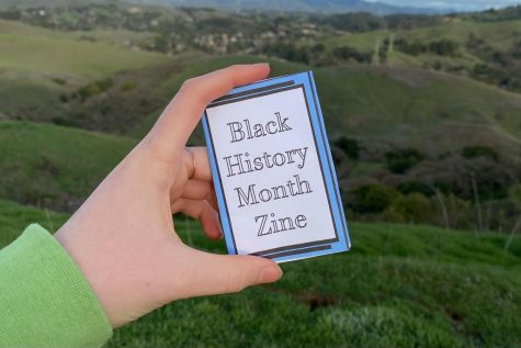 Black History Month Zine