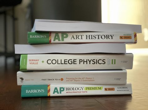 Students are preparing rigorously for the 2021 AP exams.