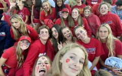 Campolindo Varsity Football Game on September 3rd Red Out