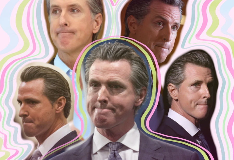 Governor Gavin Newsom is being recalled in the upcoming election.