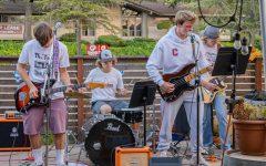 PAN Band Performing.